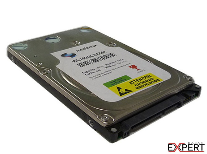 "HDD 160 GB 2.5"". Laptop"