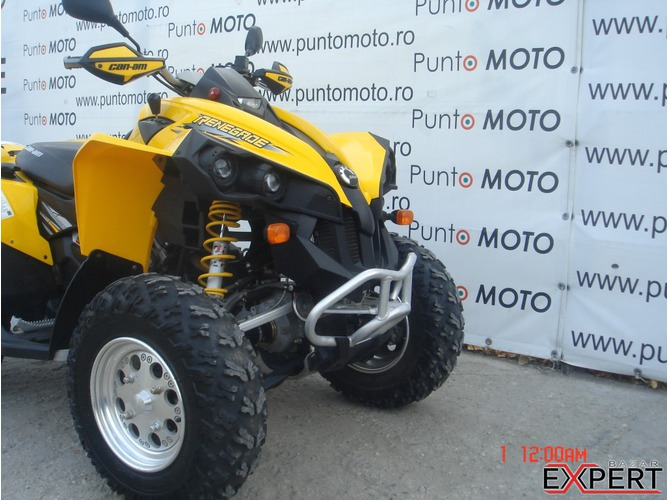 Bombardier can am 2009 Bucuresti