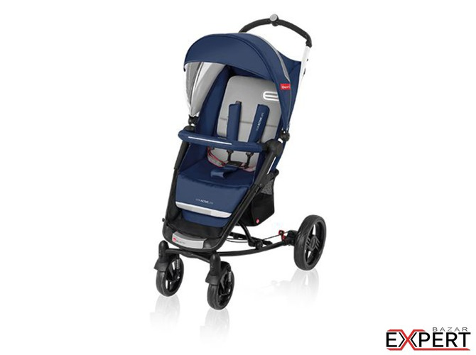 Carucior sport Magic Pro 03 navy 2015
