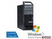 Workstation Lenovo ThinkStation S20 Tower, Intel Xeon Quad Core W3540 2.93Ghz, 8Gb DDR3, 500GB HDD,