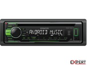Radio CD auto Kenwood KDC-110UG