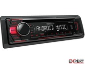 Radio CD auto Kenwood KDC-110UR