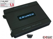Amplificator auto CRUNCH GTX 2600