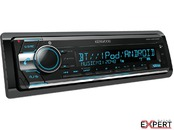CD Player auto cu port USB si Bluetooth  KDC-X5100BT
