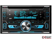 Radio CD cu USB,AUX,Bluetooth KENWOOD DPX-7000DAB