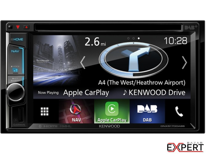 DVD Auto KENWOOD DNX-5170DABS