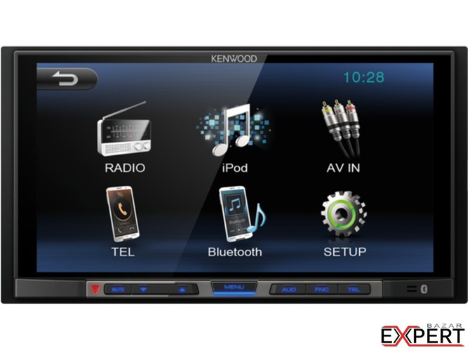 DVD  KENWOOD DMX-100BT
