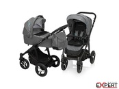 Carucior Multifunctional 2in1  Lupo Comfort  Graphite Navy 2017