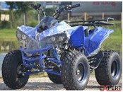 Vand ATV AGUSTA Warrior 125cc, Casca Bonus, Import Germania