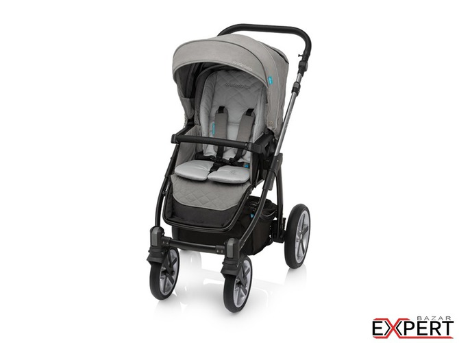 Carucior Multifunctional 2in1 Comfort  Limited 02 Satin 2018