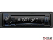 Radio CD cu USB si AUX Kenwood KDC-120UB