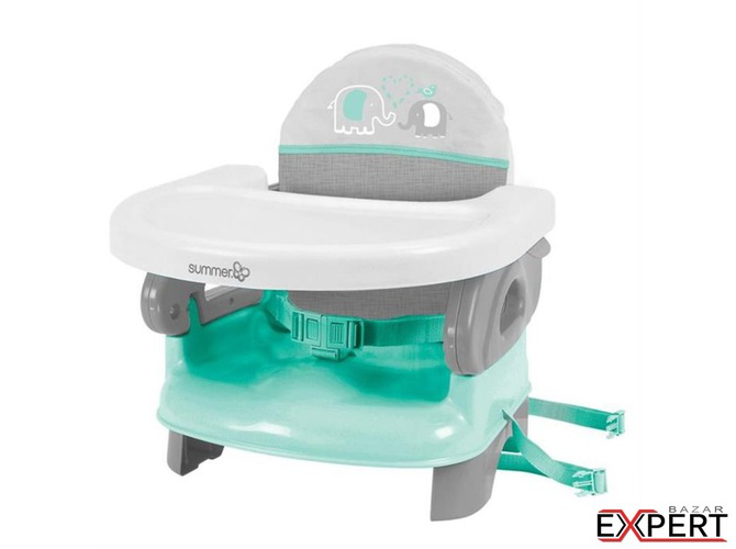 Booster Pliabil Deluxe Turquoise
