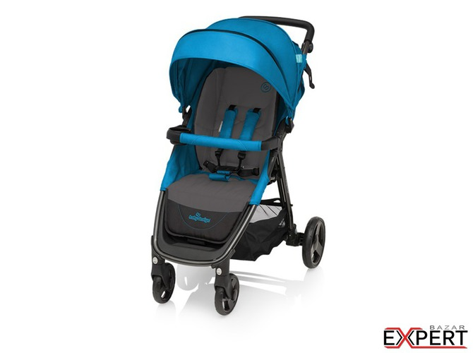 Carucior sport Baby Design Clever 2019 - Turquoise