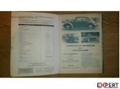 Vand manual tehnic VW KAFER  ,1968 - >.