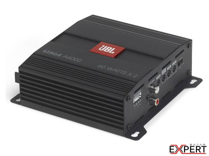 AMPLIFICATOR  JBL STAGE A6002