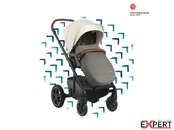 Carucior 2 in 1 Mixx 2019 Birch