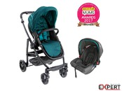 Carucior Graco EVO II TS Harbour Blue