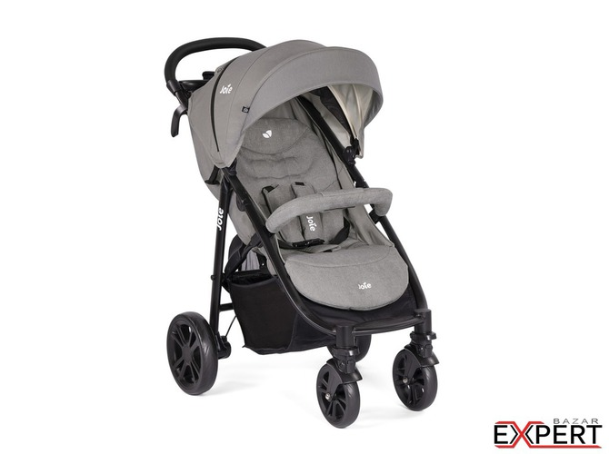 Carucior Multifunctional Litetrax 4 Gray Flannel