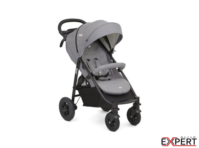 Carucior Multifunctional Litetrax 4 Air Gray Flannel