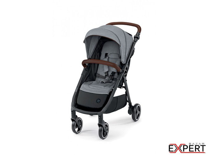 Carucior sport Baby Design Look  2020 Gray