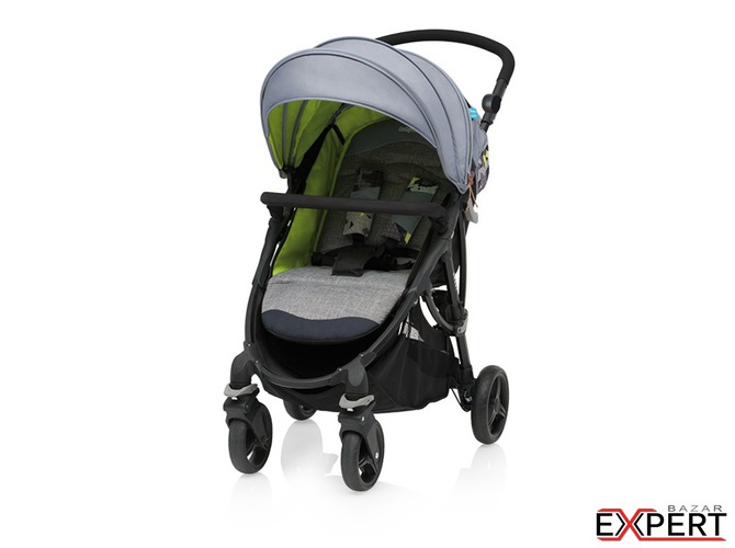 Carucior sport  Baby Design Smart  Light Gray 2019