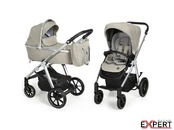 Carucior multifunctional 2 in 1 Baby Design Bueno - Beige 2020