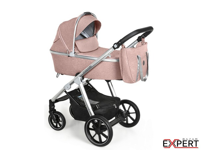 Carucior multifunctional 2 in 1 Baby Design Bueno - Pink  2020
