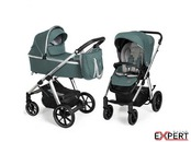 Carucior multifunctional 2 in 1 Baby Design Bueno - Turquoise 2020